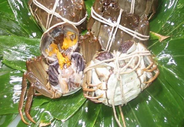 野田幸 上海蟹