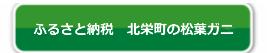 北栄町 松葉ガニ